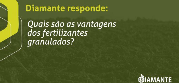 Vantagens do uso de fertilizantes granulados