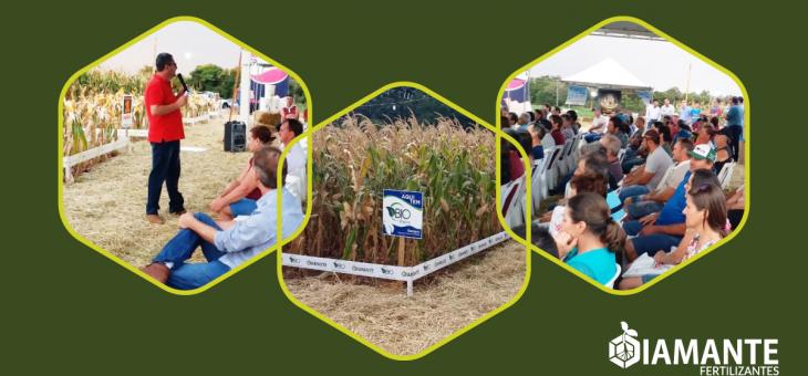 Diamante Fertilizantes participa da Noite de Campo de Matelândia – PR