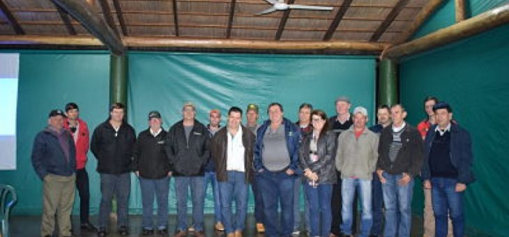 Diamante Fertilizantes é destaque em seminário, no Paraguai