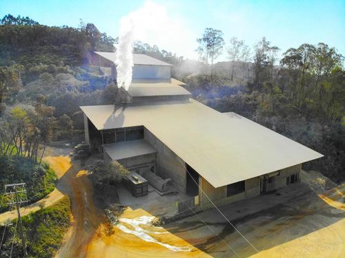 Fábrica Diamante Fertilizantes